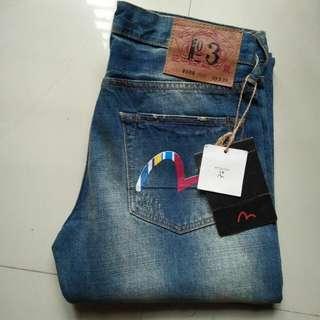 Jeans Evisu Import made in Japan