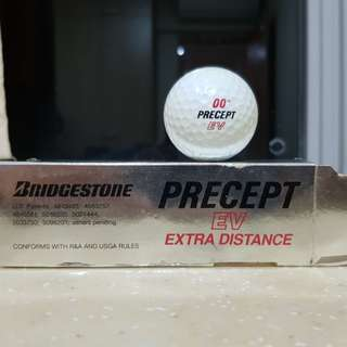 Precept EV Extra Distance Golf Balls