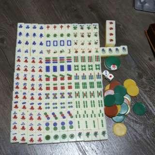 Mini Mahjong Travel Set