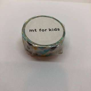 MT washi tape, BNIP