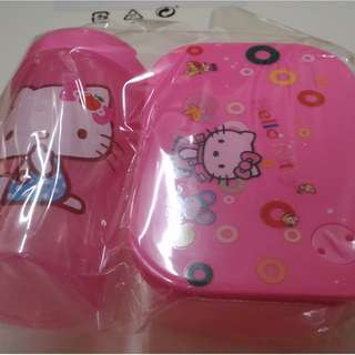 Tupperware Hello Kitty