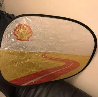 Shell 經典汽車遮光擋