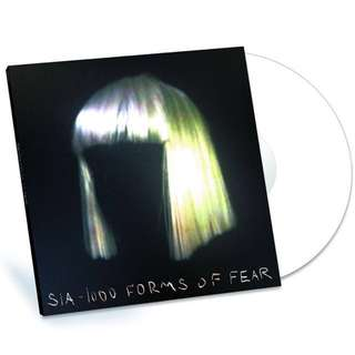 Sia - 1000 Forms of Fear (Limited Edition WHITE Vinyl)