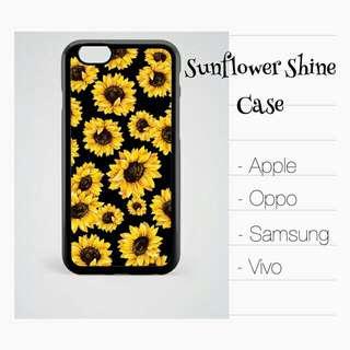 Sunflower Shine Case