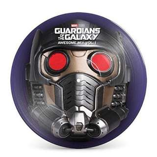 Guardians Of The Galaxy: Awesome Mix Vol. 1 Picture Disc Vinyl Album