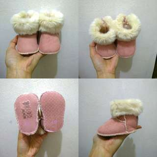 Fury Boots for Baby