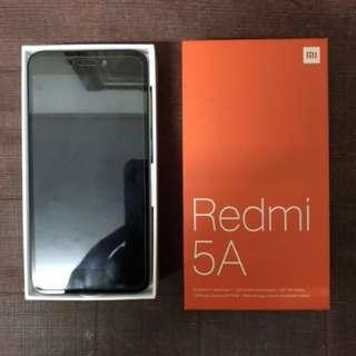 Xiaomi Redmi 5A (Used 1 month)