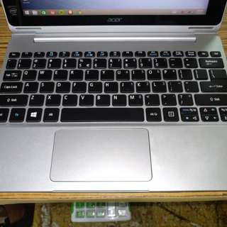 Acer Switch 10 2-1 laptop 500gb