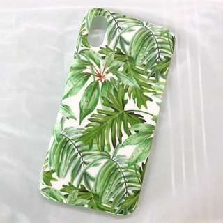 Leafy soft case