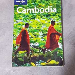 Lonely Planet - Nepal and Cambodia