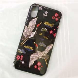 Black bird soft case