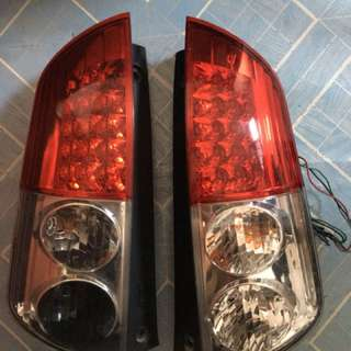Myvi rear taillights