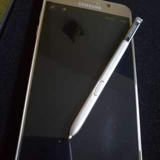 Samsung Galaxy Note 5 Korean Variant