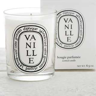 🆕 diptyque ♣️♣️ Vanille Mini Candle 70g