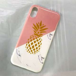 Pineapple soft case