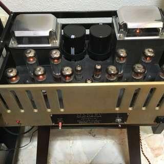 1 pair Manley Monoblock 6.5k 250 watt