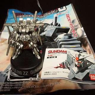 Bandai GUNDAM Mini Figure Selection Vol. 9 - MSZ-010 ZZ Gundam