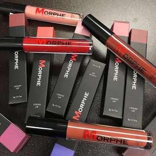 Morphe lipstick