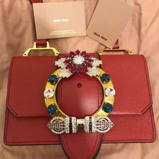 Miu miu lady bag