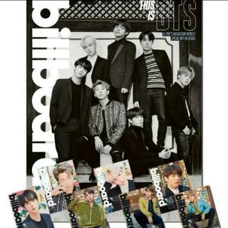 [LOOSE ITEM] BTS × BILLBOARD MAGAZINE