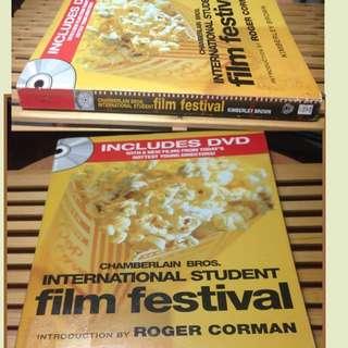 Chamberlain International Student Film Festival Book & DVD bundle