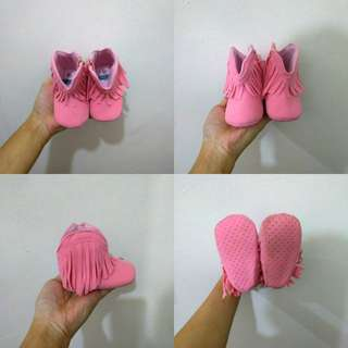 Boots for Baby