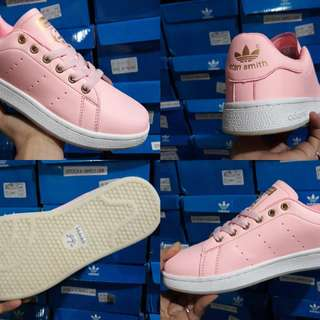 ADIDAS STANSMITH (PINK)