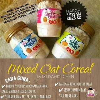 Mixed Oat Cereal