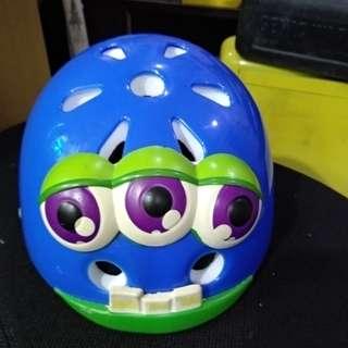 Kid Helmet - Monsters Inc.