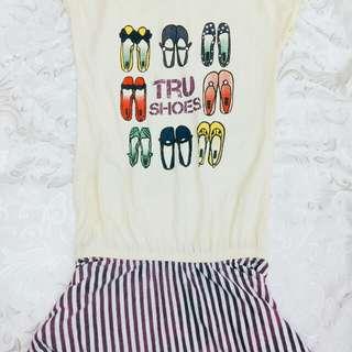 Tru Shoes Kids One Piece