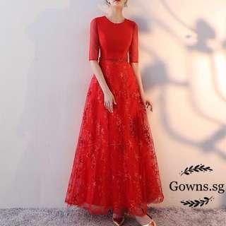 Rihanna Bold Evening Gown