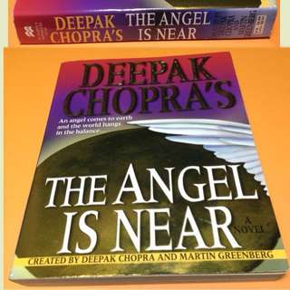 DEEPAK CHOPRA THE ANGEL IS NEAR