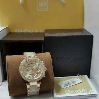 Jam tangan mk michael kors original