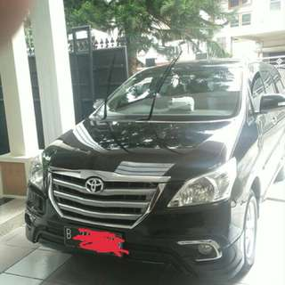 Kijang innova luxury 2014 matic