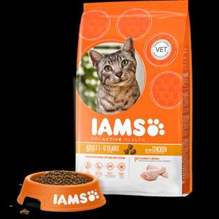 Iams Cat Dry Food 15kg