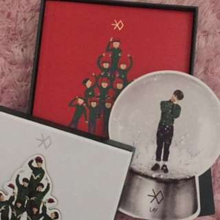 EXO LAY Miracles in December STANDEE (SWAP)