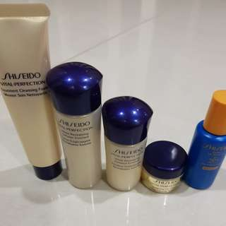 BN Shiseido Vital Perfection Set