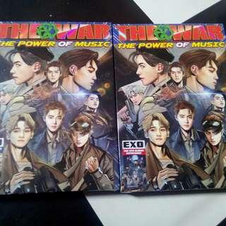 EXO : The Power of Music Album KR & CH ver