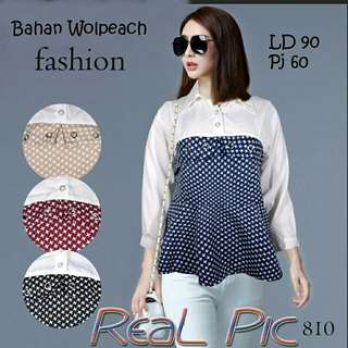 LS-BLOUSE BRUNELA 810