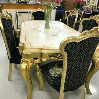 Dining Set 6 seater