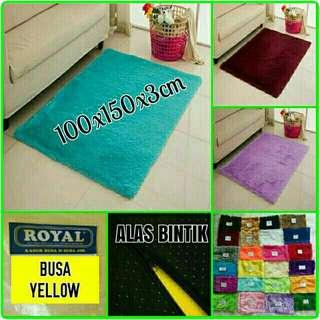 karpet bulu murah