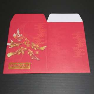 2018  Red Packet Marigold 10pcs / set