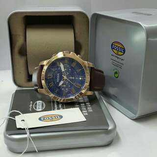 Fossil watch ori bm