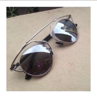 Sunglasses mirror gray