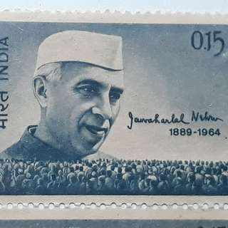 4 x BLOCK OF 6 = 24 STAMPS - india 1964 JAWAHARLAL NEHRU - MNH Stamp