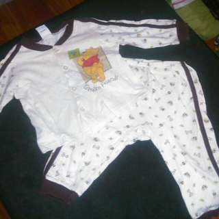 Disney Pooh sleepwear set