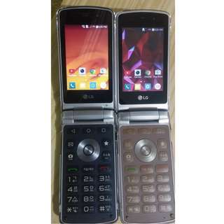 LG Android Flip Phone