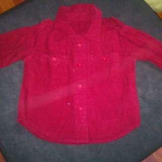 Mothercare longsleeves shirt