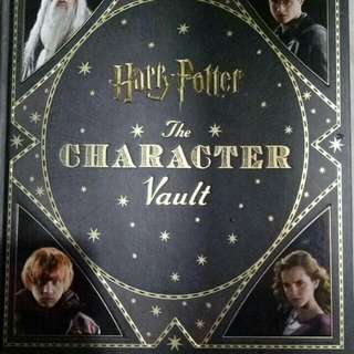Harry Potter Character Vault