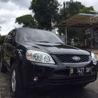 Ford Escape type Limited 2011
